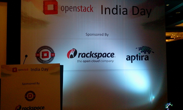 OpenStack India Day 2012 Aptira