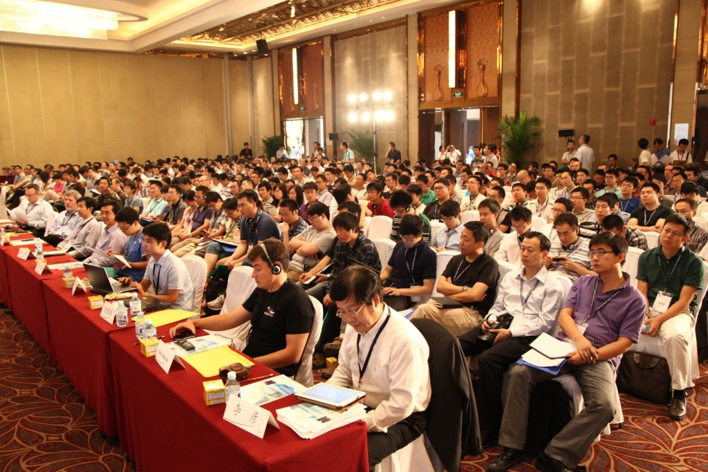 beijing venue audience overview - Aptira OpenStack