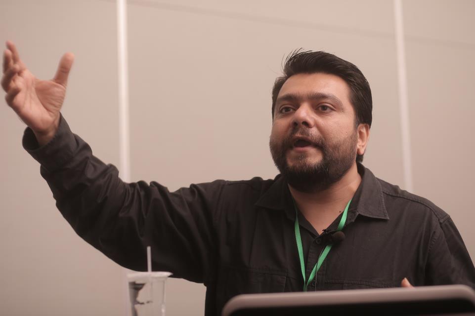 Kavit Munshi OpenStack Taiwan Day 2015