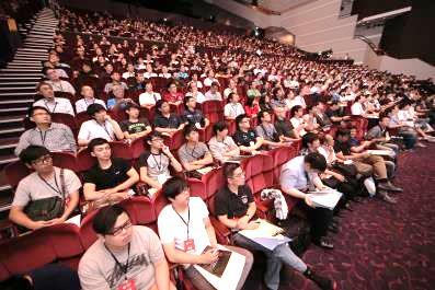 Aptira OpenStack Day Taiwan audience