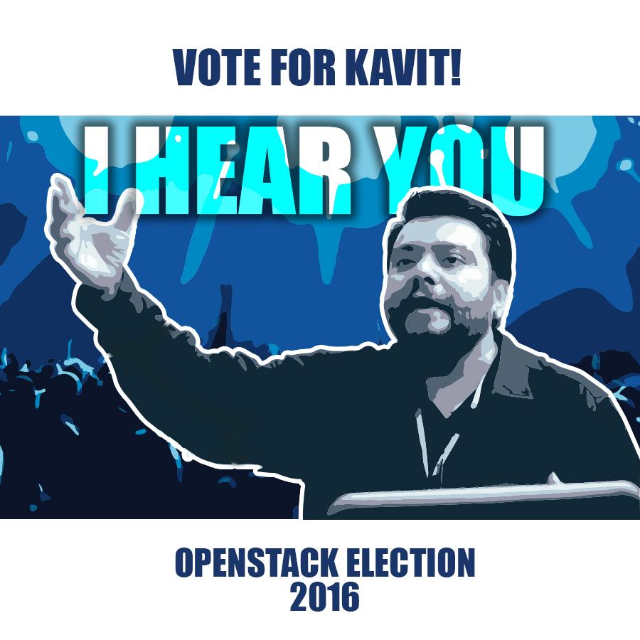 Aptira OpenStack - Vote for Kavit - User Feedback Propagana