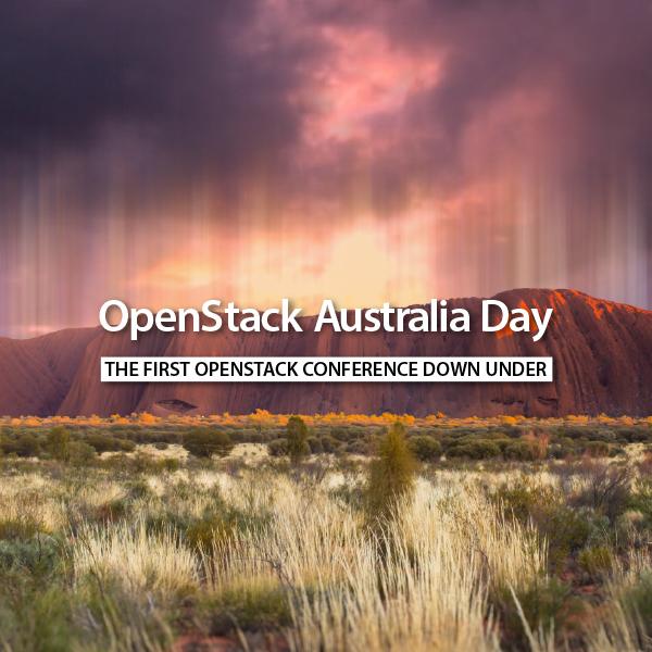 OpenStack Australia Day - Aptira - Ayers Rock