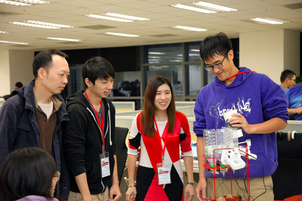 Aptira - OpenStack Application Hackathon Taiwan
