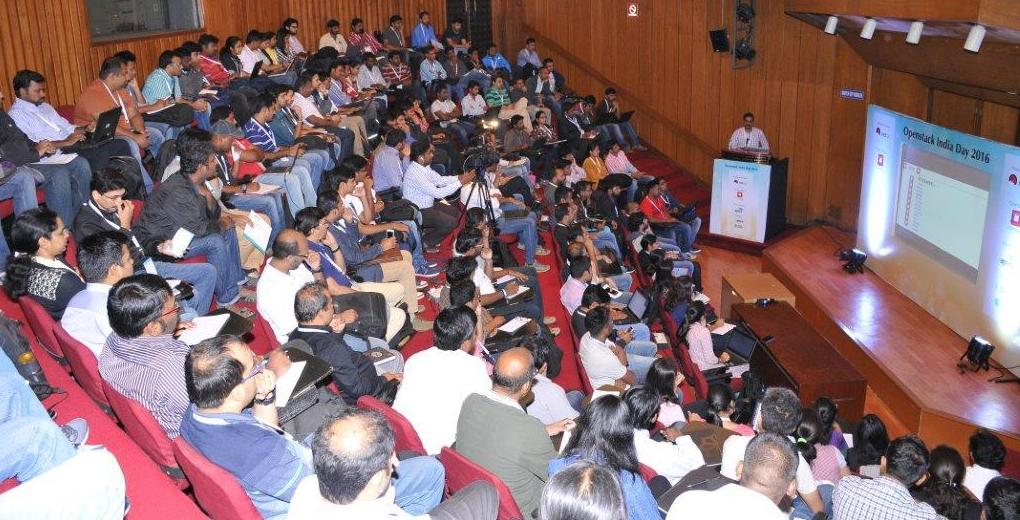 OpenStack India Days 2016