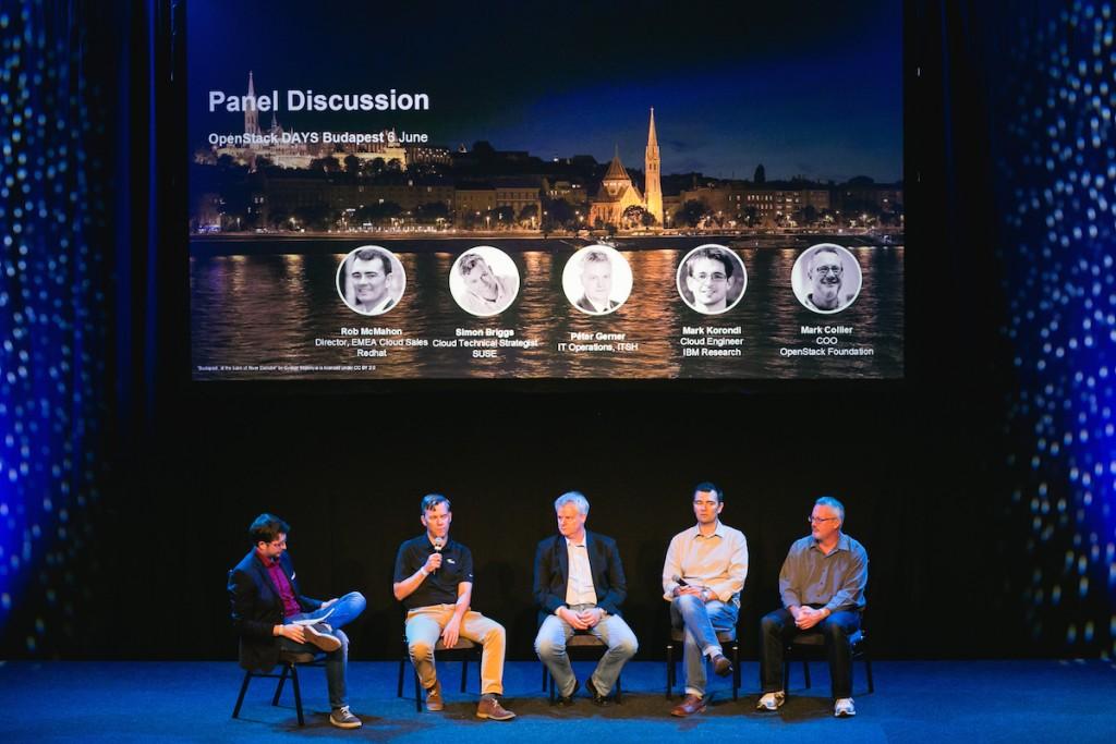 OpenStack Budapest Days - Aptira - Panel