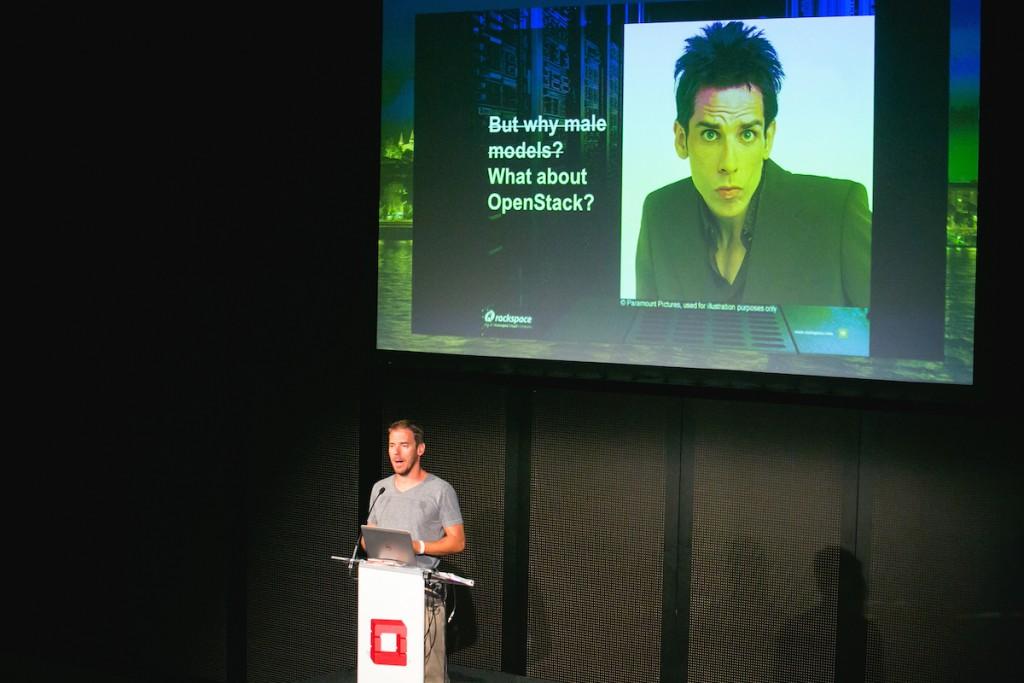 OpenStack Budapest Days - Aptira - Zoolander