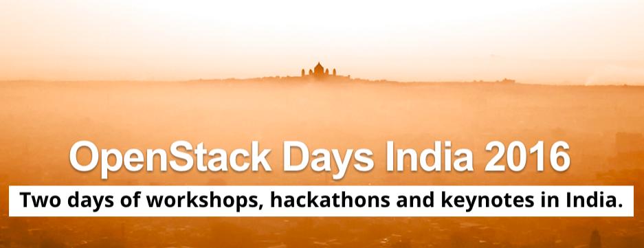 OpenStack India Days - Aptira