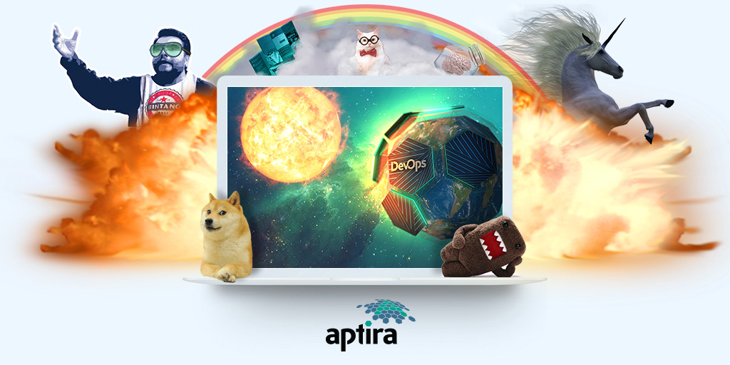 Aptira New Website Launch - Services: Remote Managed Cloud & Hybrid Cloud