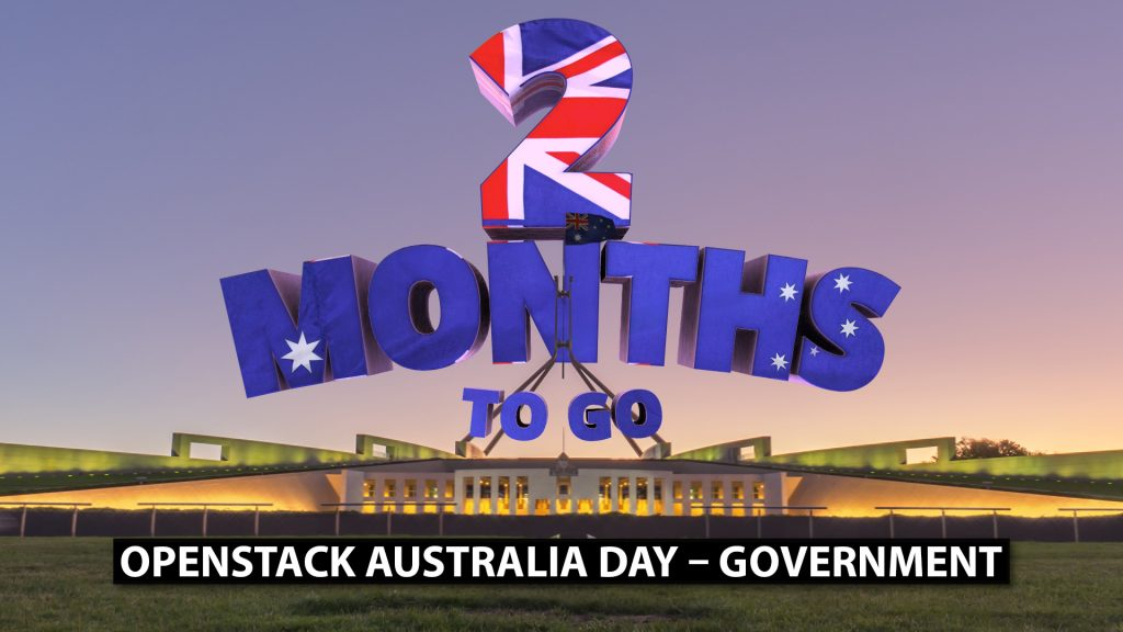 Aptira - OpenStack Australia Day - Government