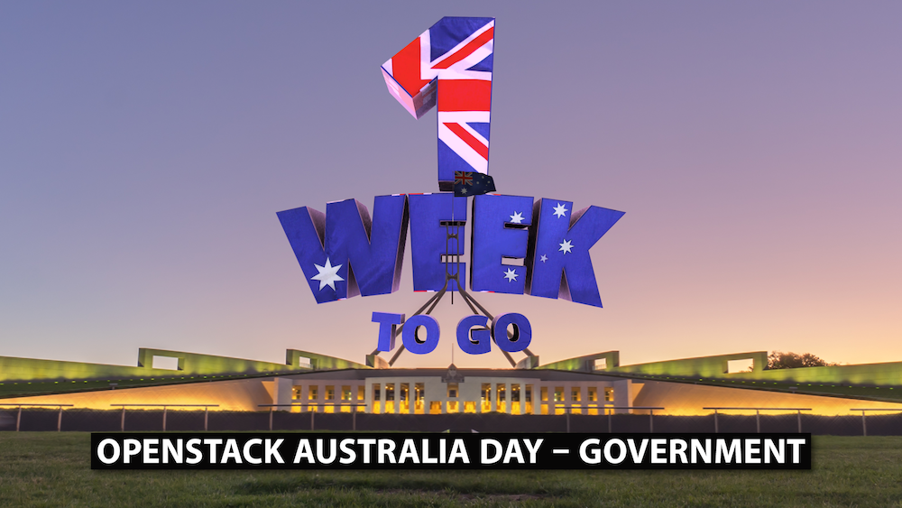 Aptira - OpenStack Australia Day Government
