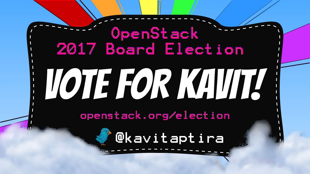 Representing your interests - OpenStack Election 2017
