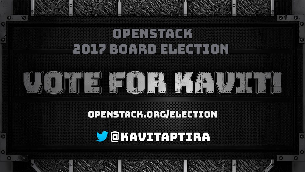 Support the APAC region - OpenStack Election 2017