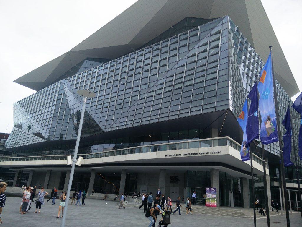Sydney OpenStack Summit - International Convention Center