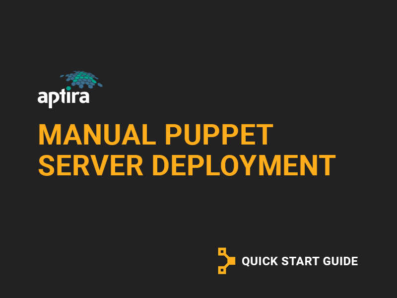 Aptira Puppet Server Installation & Puppet Server Deployment