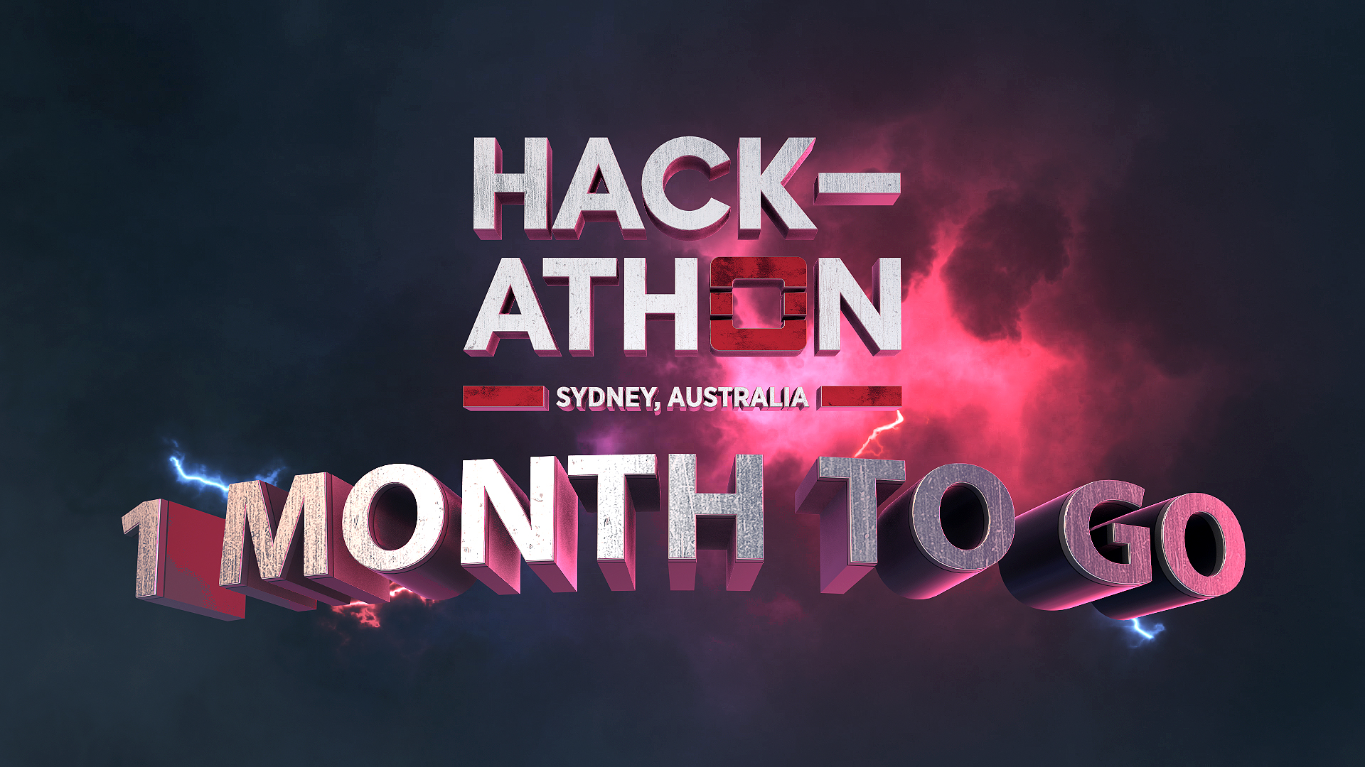 OpenStack Application Hackathon - 1 month to go