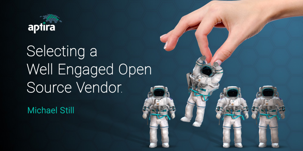 Aptira: Michael Still on Selecting a Well Engaged Open Source Vendor