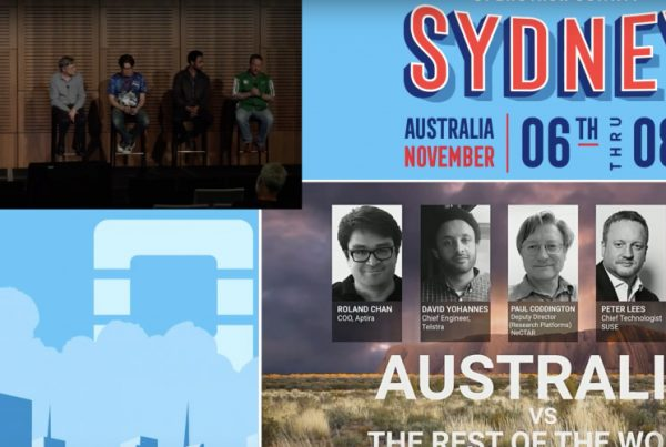 OpenStack Summit Sydney: Aptira, Telstra, SUSE, NeCTAR Panel