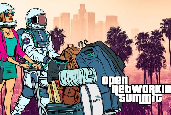 Open Networking Summit: Solutionauts in Los Angeles