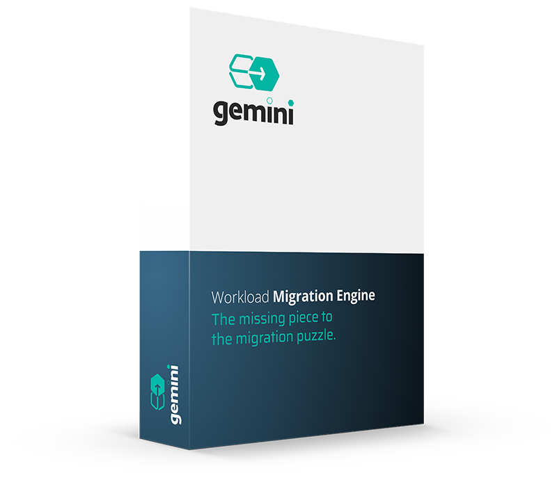 Aptira Gemini: Workload Migration Engine Features