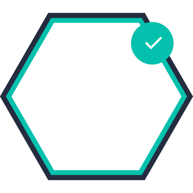 Aptira Hexagon Icon
