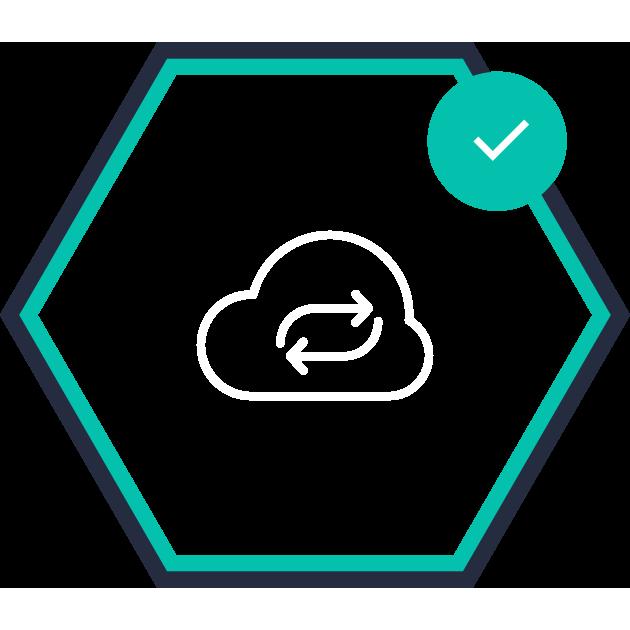 Aptira Hexagon Icon