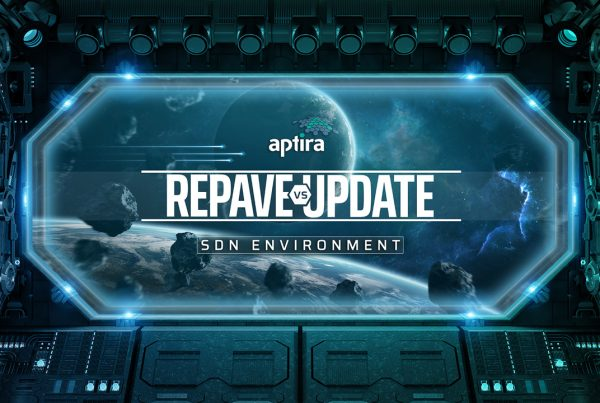 Aptira SDN: Repave vs Update in an SD-WAN Environment