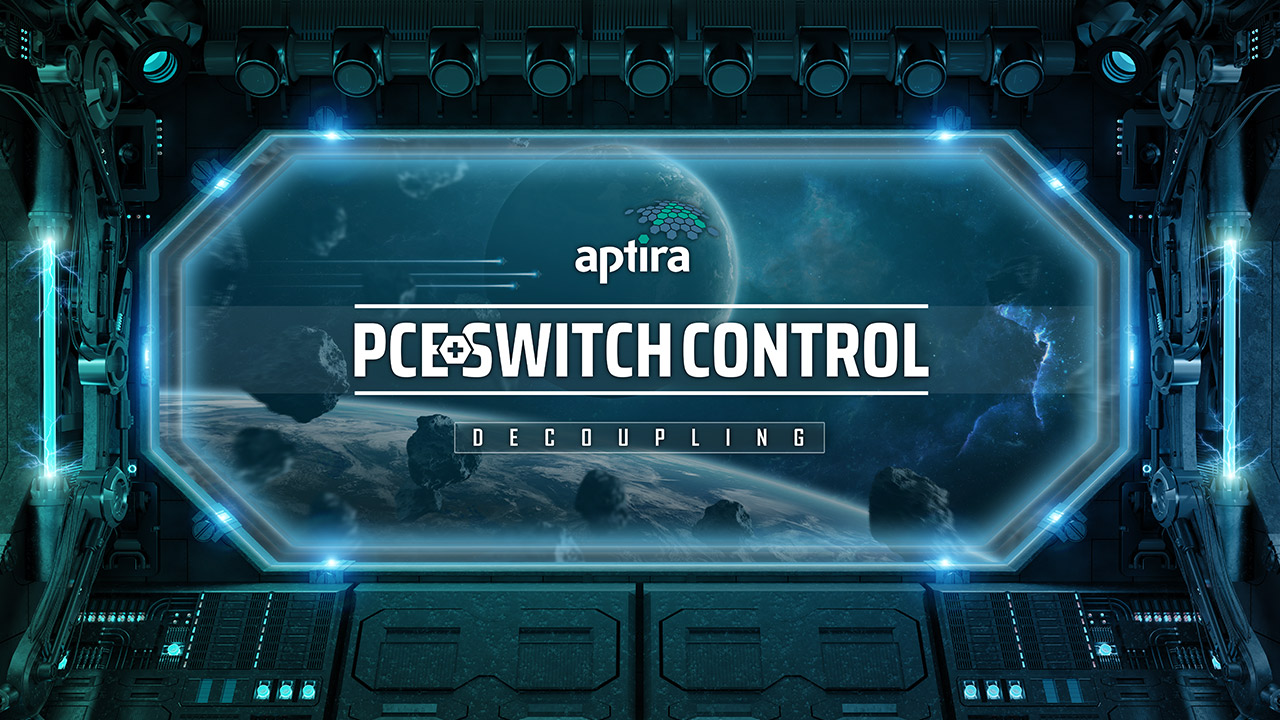 Aptira Decoupling Path Computation Engine (PCE) and Switch Control Functions