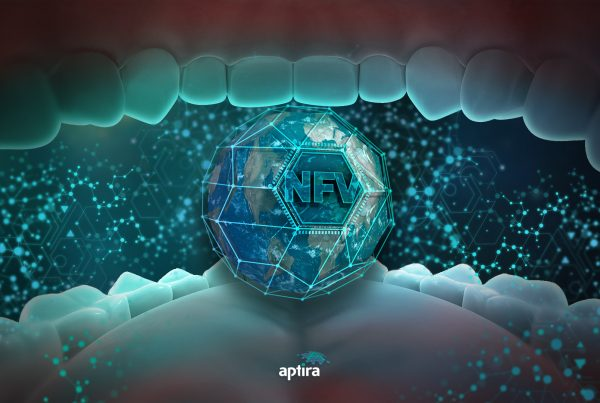 Aprira: Software is Eating the Network. Network Function Virtualisation (NFV)