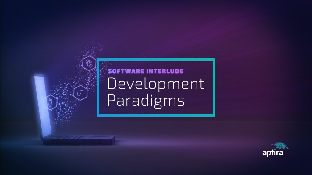 Aptira Software Interlude - Development Paradigms