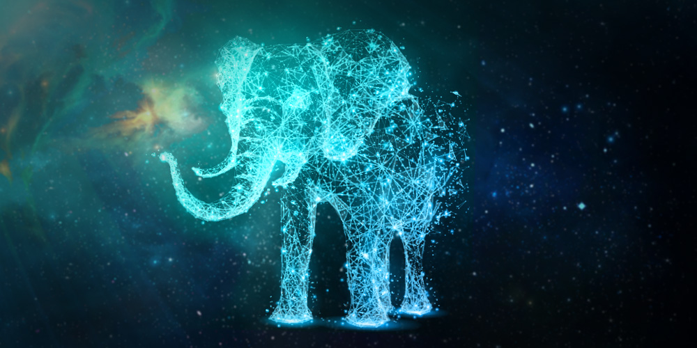 Aptira Big Data Elephant