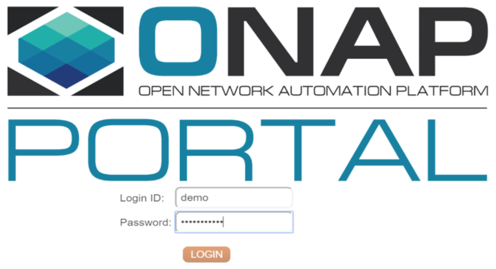 Aptira ONAP Open Network Automation Platform Portal