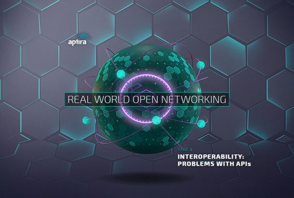 Real-World Open Networking. Part 4 - Interoperability. Problems with API's